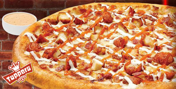 $5 Off ANY Large House Pizza @ Toppers