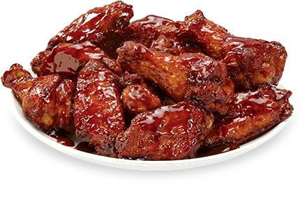 10% off ANY Wings @ Toppers